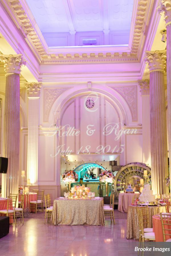 Kellie And Ryan S Treasury On The Plaza Wedding Treasury