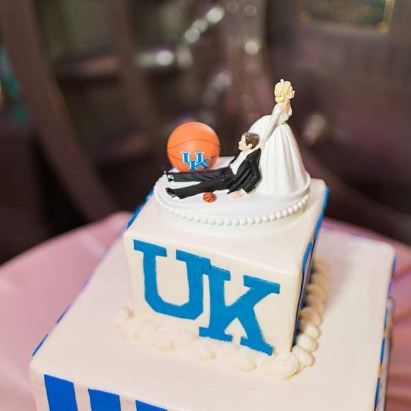 University of Kentucky Groom's Cake