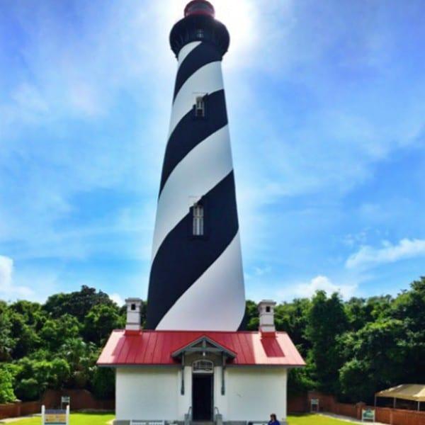 St. Augustine Lighthouse Photo