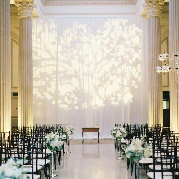 Wedding Ceremony Photo at The Treasury