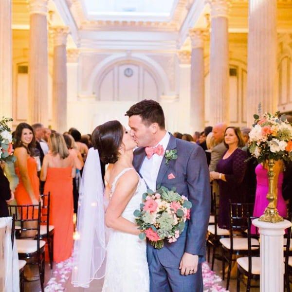 Wedding Ceremony Photo at The Treasury by Sarahdipity Photo