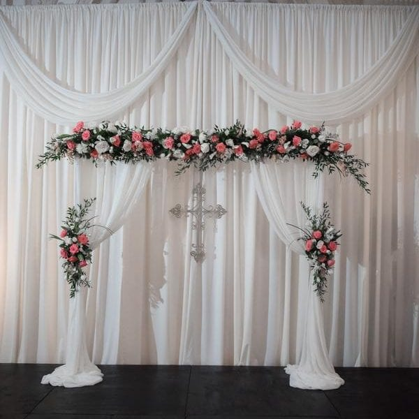 Wedding Alter at The Treasury on The Plaza St. Augustine