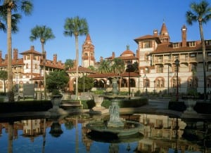 Flagler College in St. Augustine
