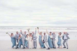 St. Augustine Beach Wedding