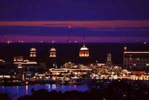 Skyline of St. Augustine