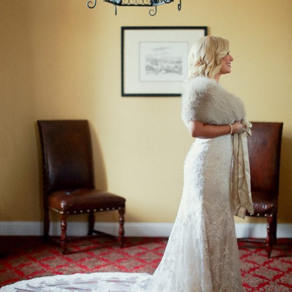 Bridal Portrait photo in St. Augustine