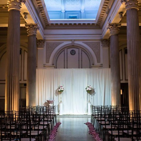 Wedding Ceremony Photo by Dana Goodson Photography