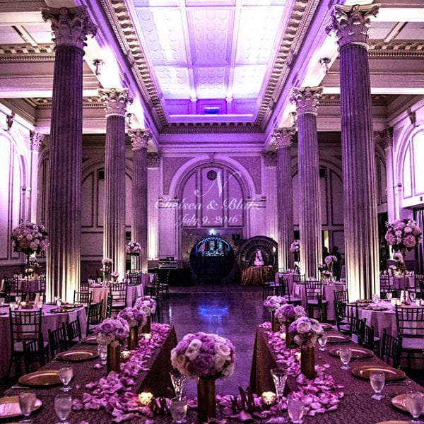 St. Augustine Ballroom Wedding at The Treasury