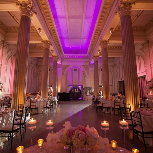 Grande Ballroom at The Treasury on The Plaza