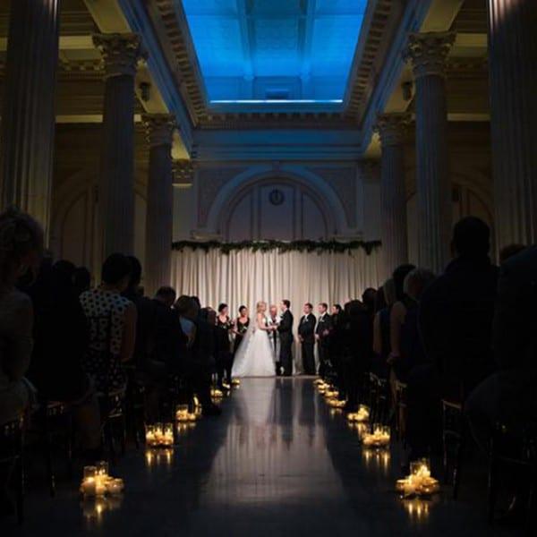 St. Augustine Wedding Ceremony in Grand Ballroom