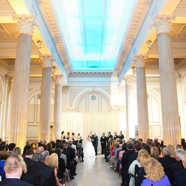 Grand Ballroom Ceremony in St. Augustine