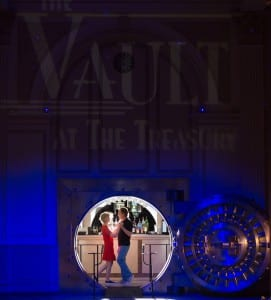 Vault Bar Couple Dancing