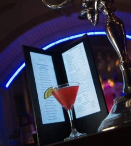 Vault Bar Martini