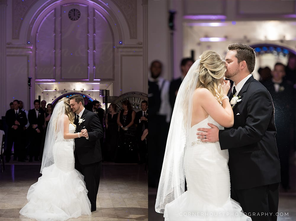 First dance at The Treasury