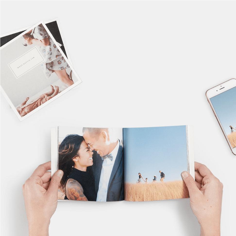 Instagram Photo Book
