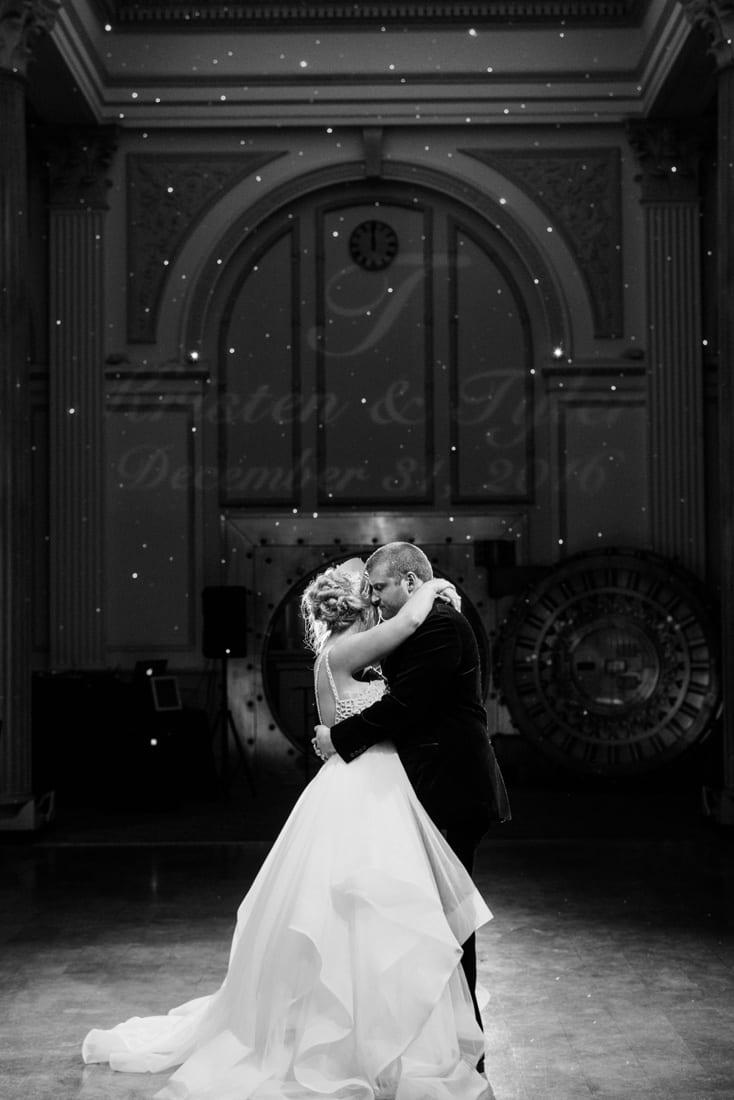 Last dance at The Treasury on the Plaza