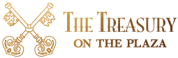 Treasury on the Plaza Logo