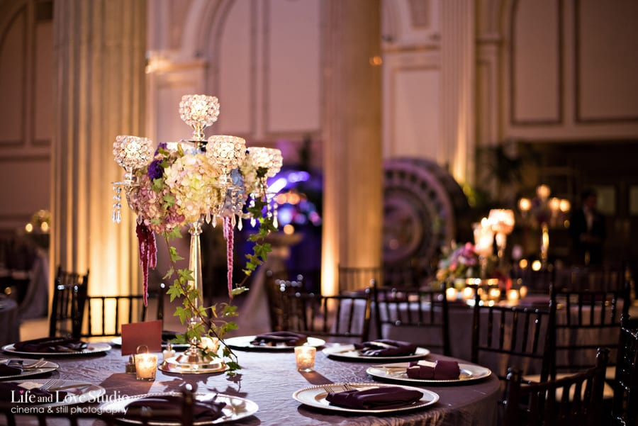 The Treasury on the Plaza Saint Augustine ballroom. Wedding and events venue.