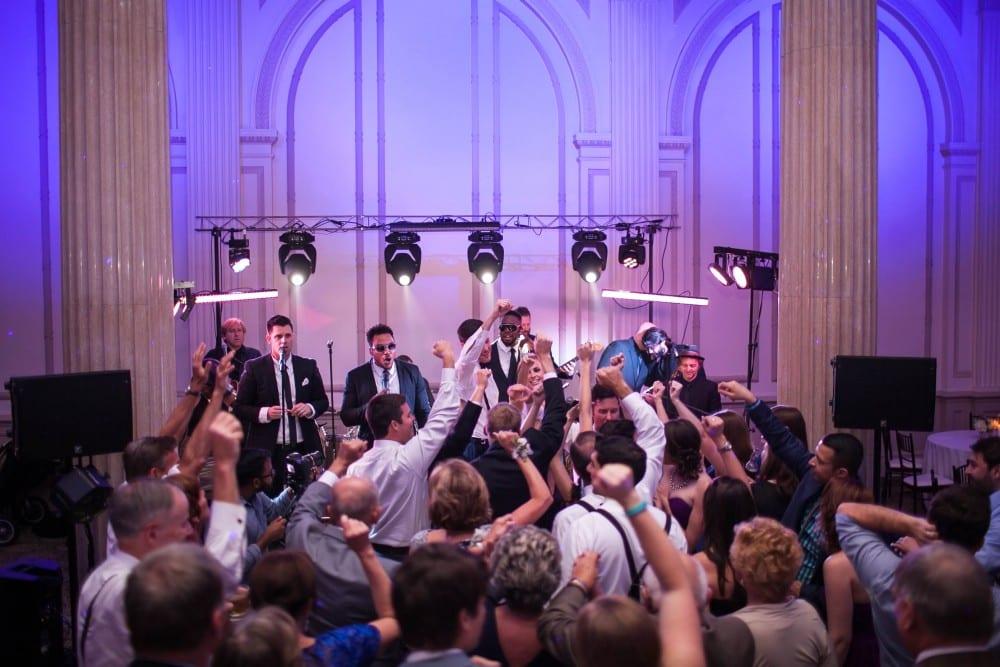 wedding band in St. Augustine