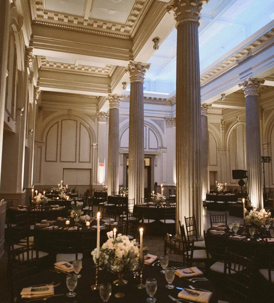Wedding Banquet: St Augustine Wedding Venues