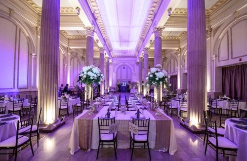 St. Augustine Wedding Reception at The Treasury on the Plaza