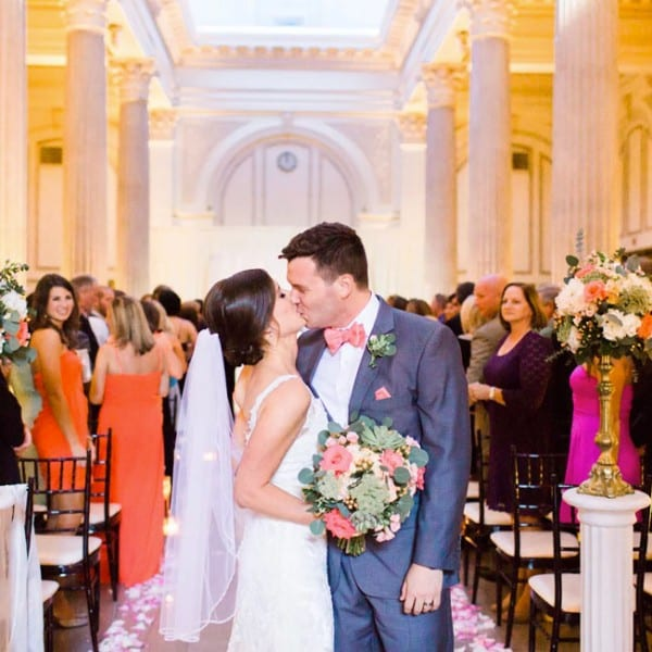 Wedding Ceremony Photo at The Treasury by Sarahdipity Photo