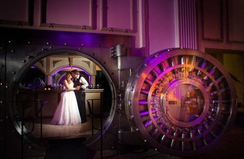 Wedding photo inspiration from The Treasury on The Plaza St. Augustine