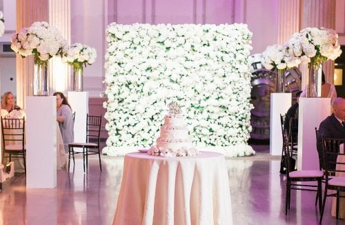 Wedding decor inspiration from The Treasury on The Plaza St. Augustine