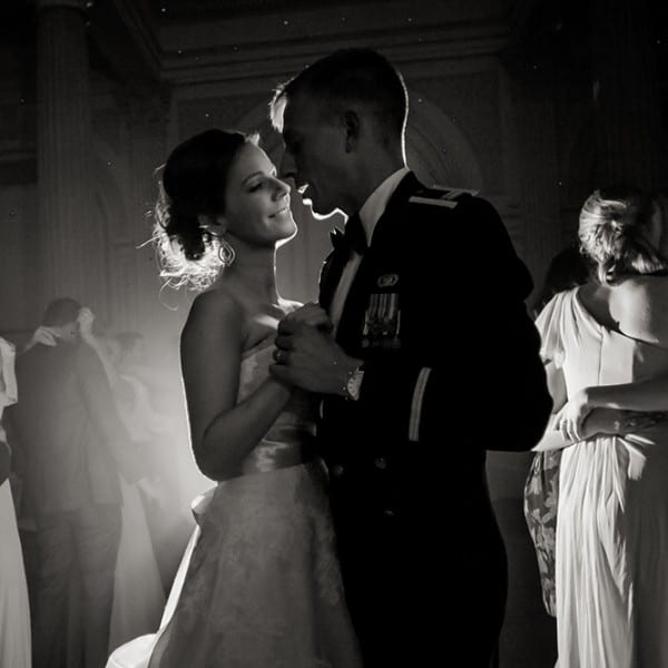 First Dance at The Treasury on The Plaza