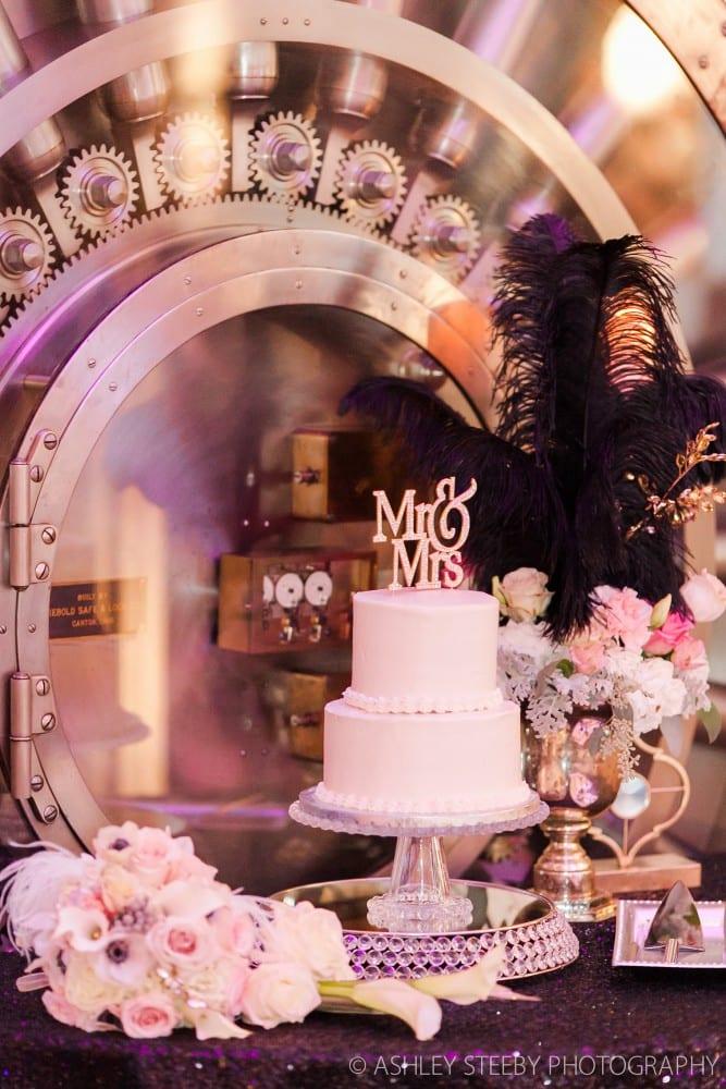 Treasury on The Plaza Wedding Cake Inspiration photo