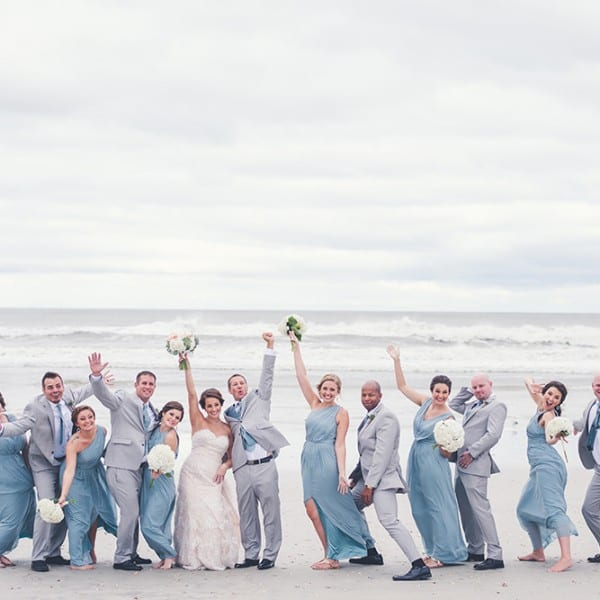 St. Augustine Beach Wedding