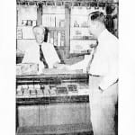 1949: The Exchange Bank Concession Stand