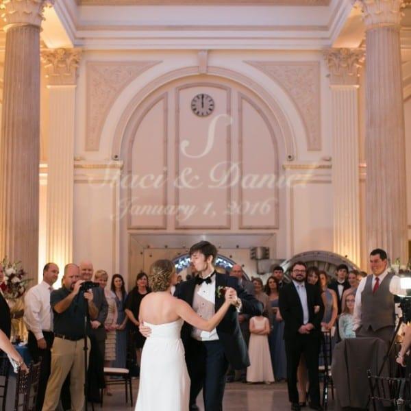 Wedding Reception Dance in St. Augustine
