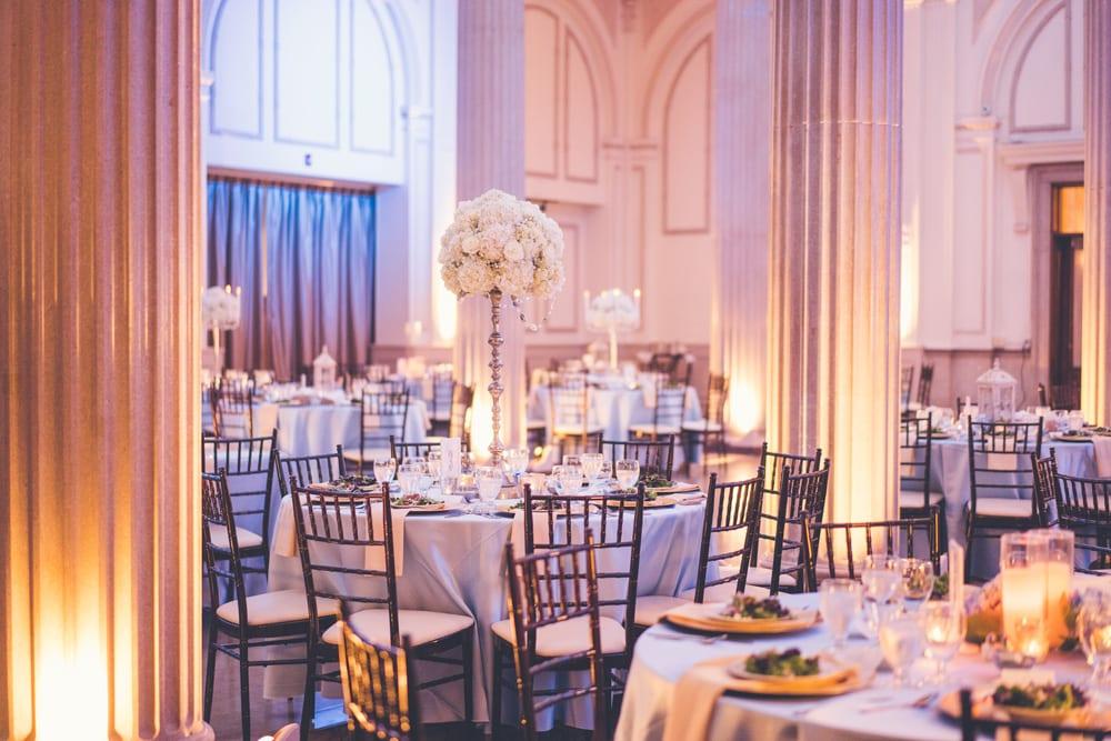 Wedding Reception At The Treasury On Plaza St Augustine