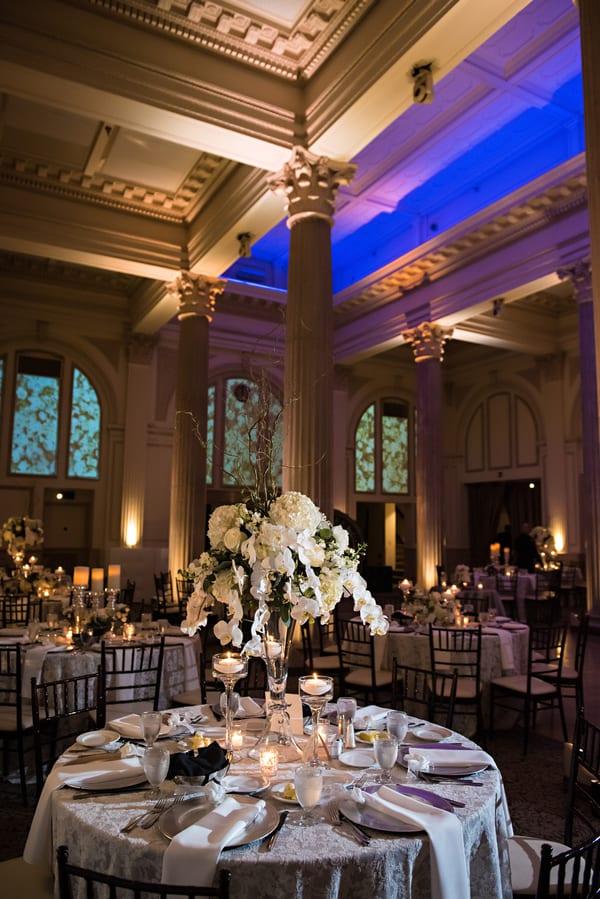 Wedding decor photo in St. Augustine