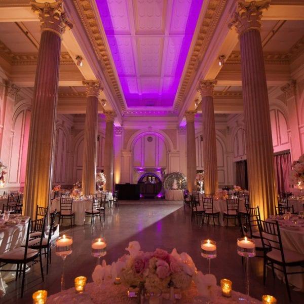 Grande Ballroom at The Treasury on The Plaza
