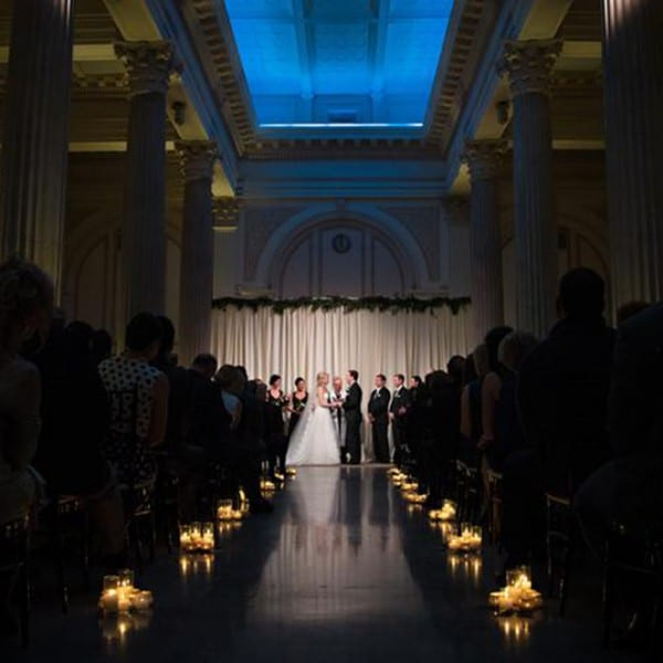 St. Augustine Wedding Ceremony in Grand Ballroom
