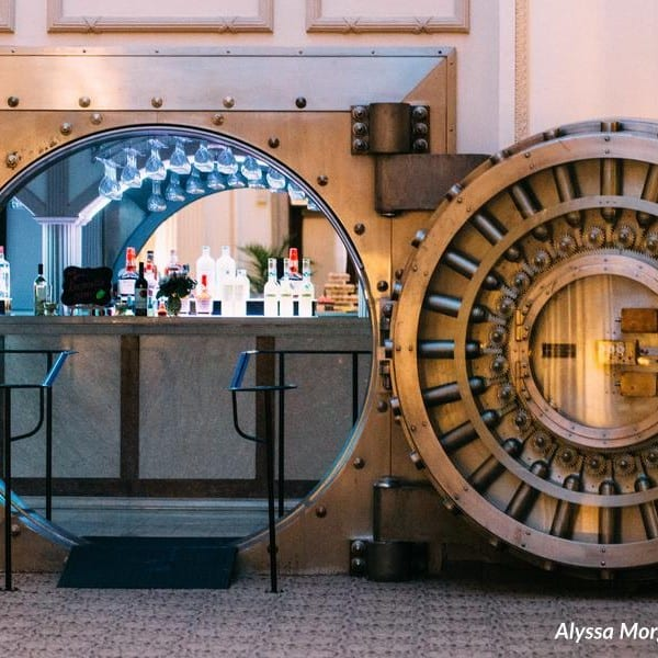 Vault Bar at The Treasury, St. Augustine
