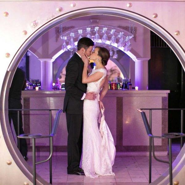 Jennifer and Jonathon's Treasury on The Plaza Wedding Featured Image
