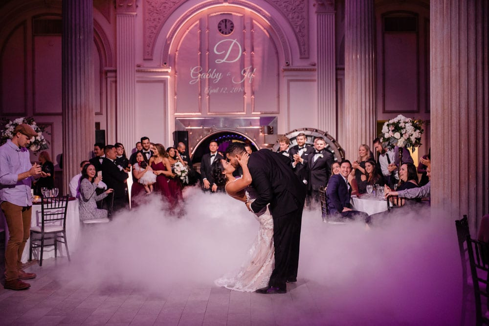 Wedding Reception Venue The Treasury on the Plaza | St. Augustines Premier Downtown Wedding Venue