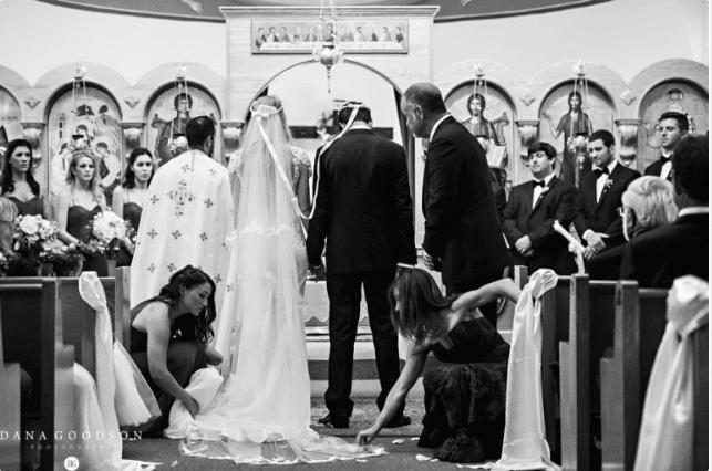 Traditional Greek Wedding Ceremony