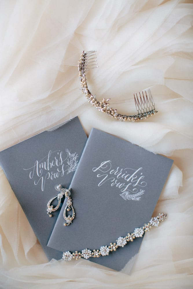 Bridal jewelry for wedding at The Treasury on The Plaza St. Augustine