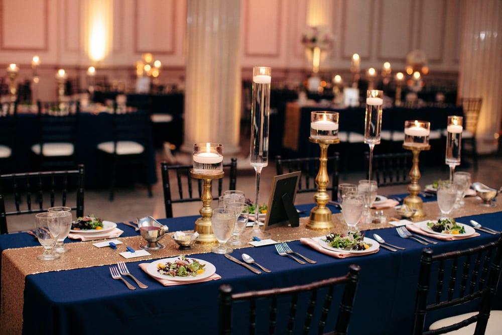 Rectangular Wedding Tables | 2017 Wedding Trends