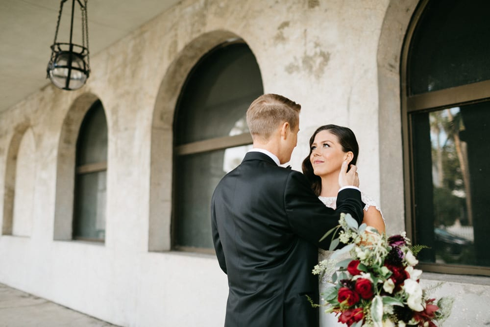 Winter wedding in St. Augustine | Treasury On The Plaza | Treasury Venue Collection | St. Augustine