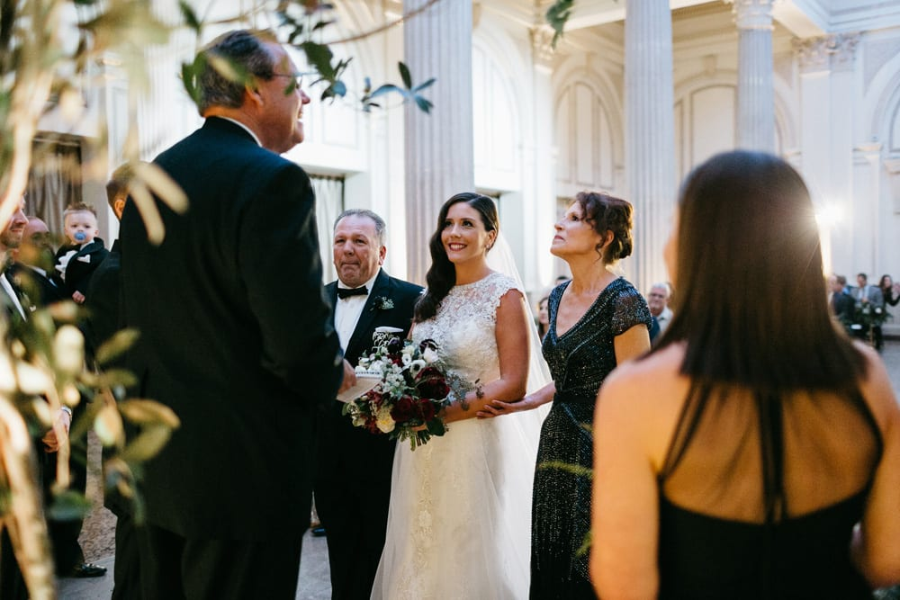 Wedding Ceremony | Treasury On The Plaza | Treasury Venue Collection | St. Augustine