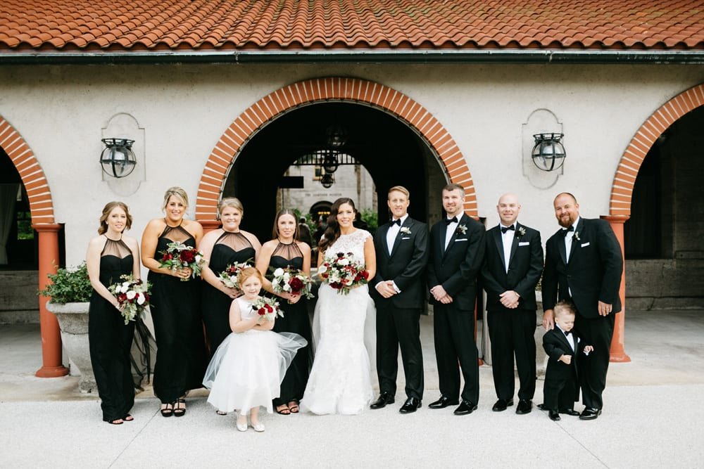 Wedding Party | Treasury On The Plaza | Treasury Venue Collection | St. Augustine