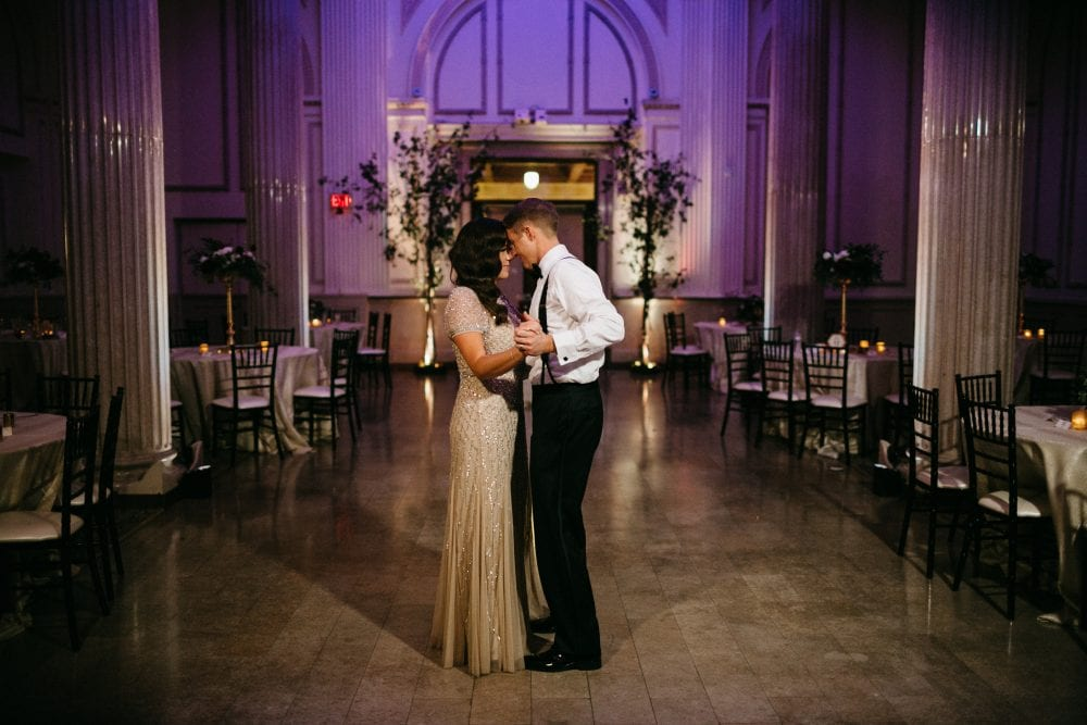 Last Dance | Treasury On The Plaza | Treasury Venue Collection | St. Augustine