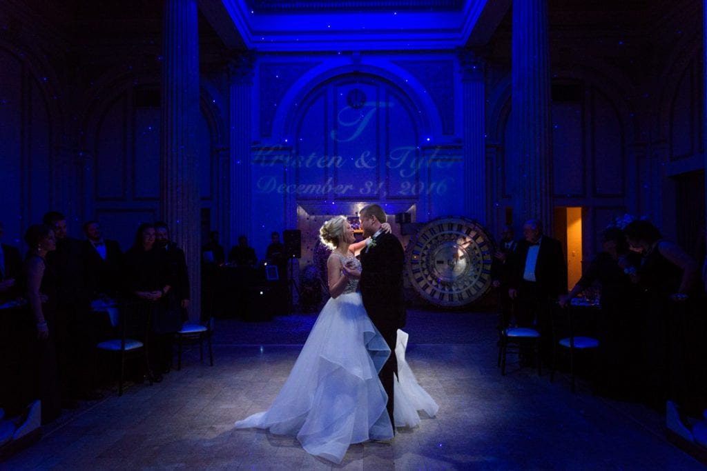 New Year's Eve Wedding in St. Augustine at The Treasury on ...