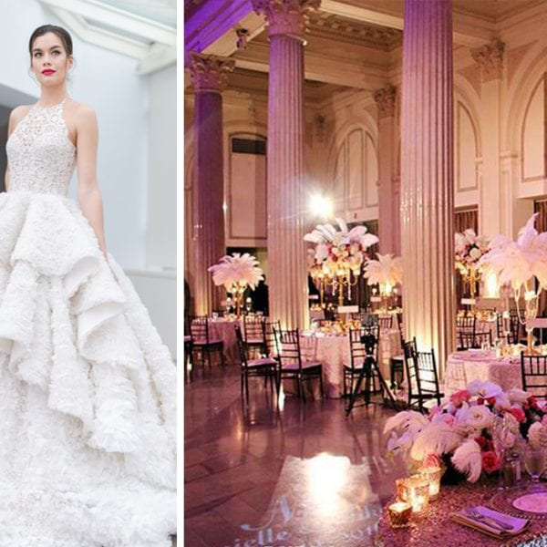 Finding The Perfect Wedding Dress To Match Your Venue Style Featured Image