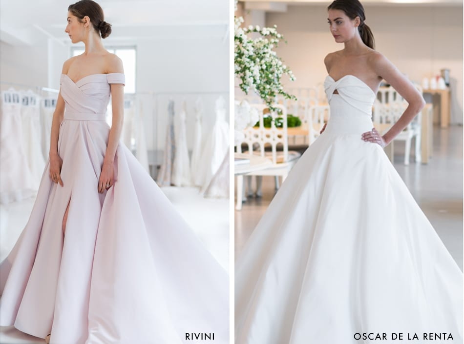 Rivini & Oscar | Classic Romance Bridal Gown | Matching Your Wedding Dress to your venue style | Treasury on the Plaza Blog